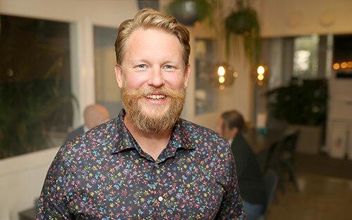 Bild på Andreas Heijne