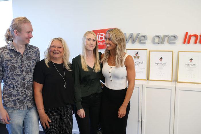 Jennie Moberg | Min resa till teamchef